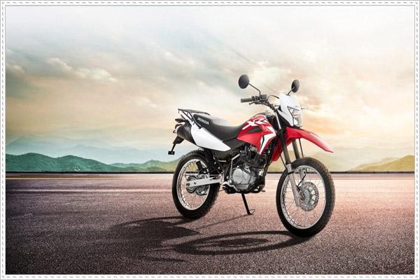 Moto Honda XR 150cc phong cách ấn tượng
