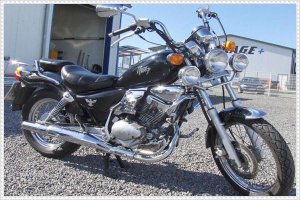 Husky 150 Euro - mẫu moto Classic 150 không nên bỏ qua
