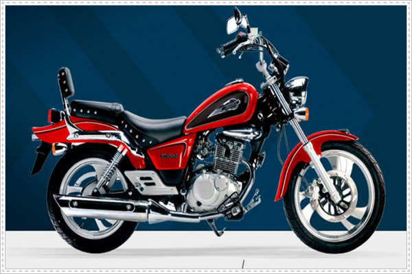 Suzuki GZ150 xứng đáng nằm trong danh sách tổng hợp các mẫu moto Classic 150cc