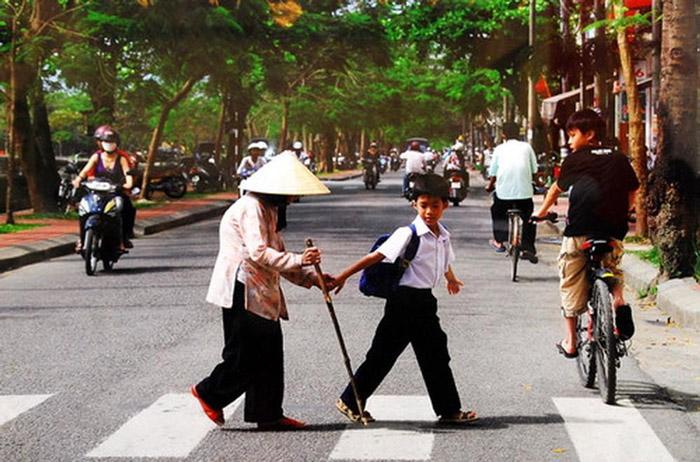 Biểu hiện của văn hoá giao thông