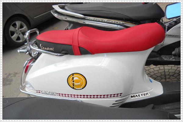 Các loại mút yên dành cho xe máy