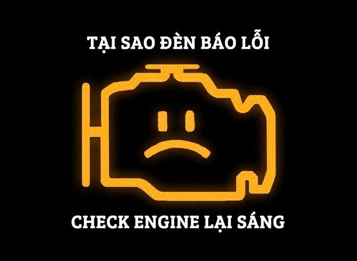 Đèn báo lỗi động cơ