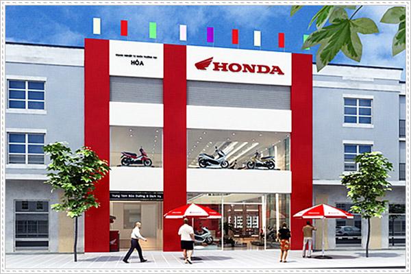 Điều kiện để trở thành đại lý ủy nhiệm của Honda