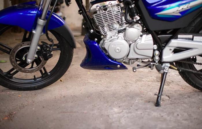 Đánh Giá Suzuki EN150A, Mẫu Xe Naked Bike Mang Phong Cách