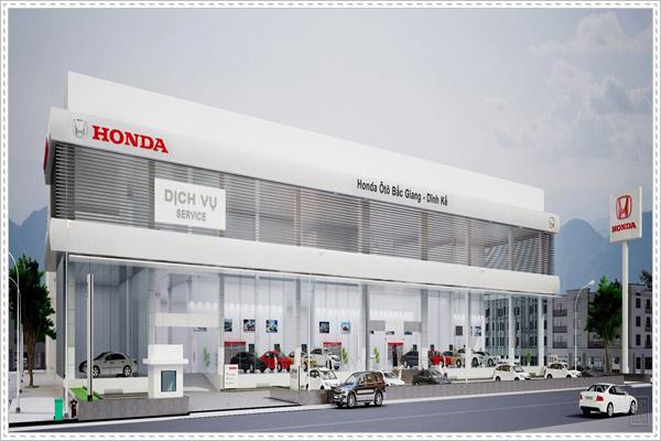 Kinh phí cho việc mở đại lý Honda