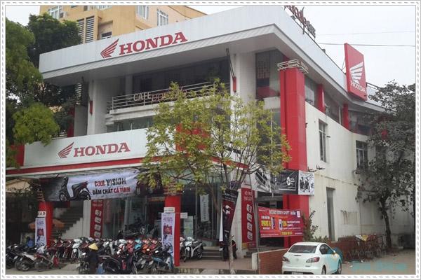 Đại lý Honda Quang Trung tại Thanh Hóa uy tín