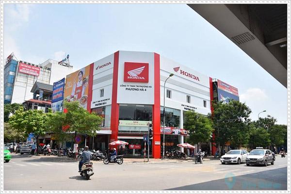 Đại lý Honda Phương Hòa tại Thanh Hóa
