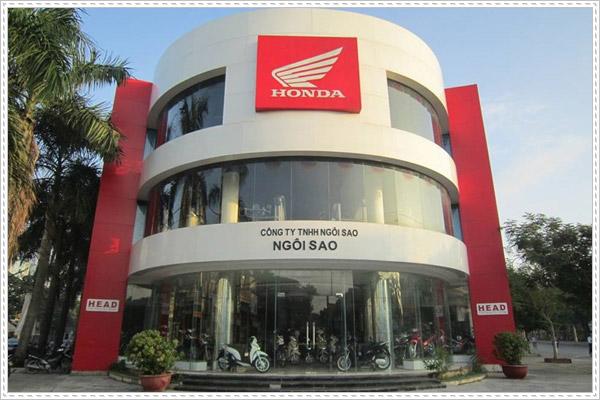 Đánh giá đại lý ủy nhiệm Honda Ngôi Sao ở Thanh Hóa