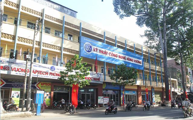 Trung tâm Đào tạo Kỹ thuật xe máy Việt Nam