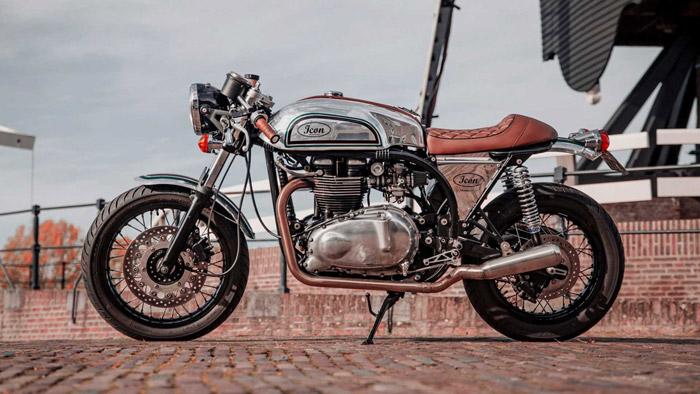 Tritons Replicas của Icon Motorcycles