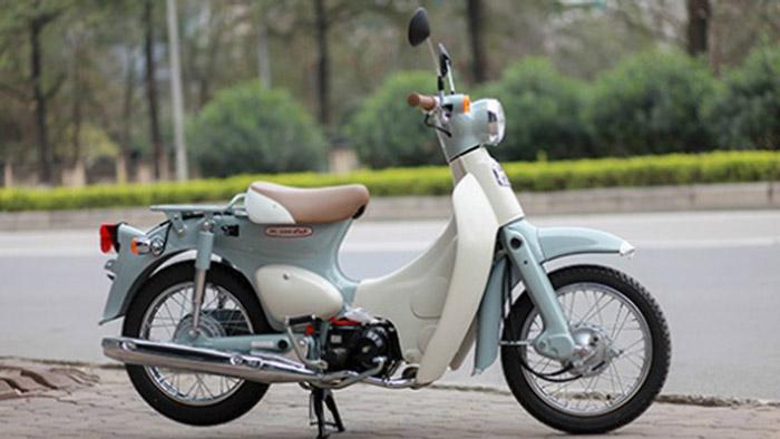 Honda Little Cub, mẫu xe phù hợp dành cho các bạn học sinh
