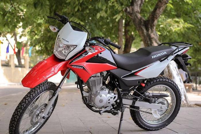 Mẫu xe Honda XR 150l lần đầu xuất hiện tại thị trường Việt nam 2016