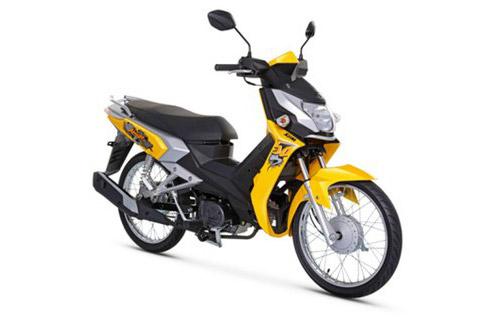 Amigo 50cc là mẫu xe phù hợp với những bạn cá tính, năng động