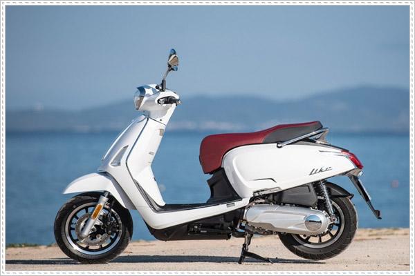 Kymco Like 50 - xe máy giá rẻ cho học sinh cấp 3