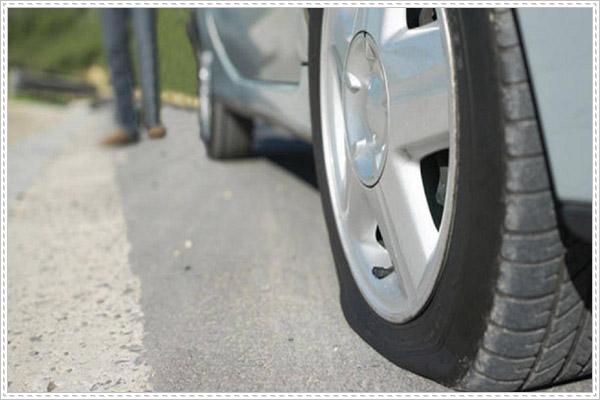 Một vài lưu ý khi bơm lốp xe ô tô