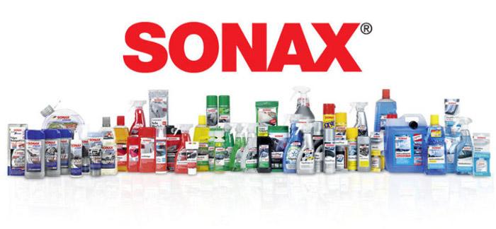 Thương hiệu nước rửa kính Sonax