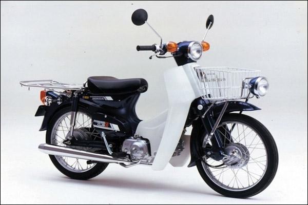Các mẫu xe Honda 50 phân khối chất lượng