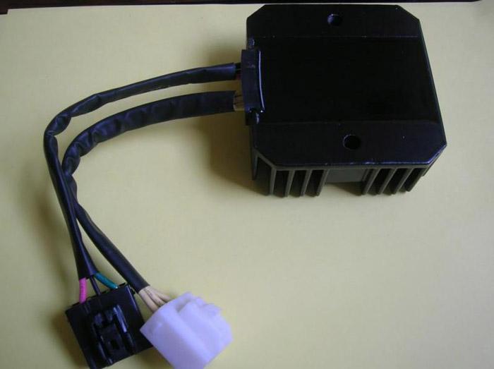 IC là bộ phận dễ bị tổn thương nhất và cũng là nguyên nhân gây ra hiện tượng xe bị ì máy