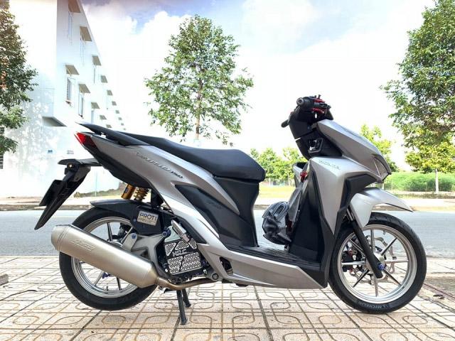 Chiếc xe Vario độ vô cùng ấn tượng của chàng biker Việt