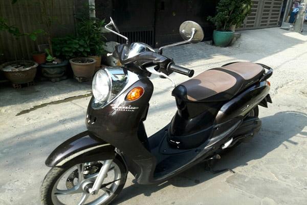 Tham khảo giá xe Yamaha Mio Classico cũ hiện nay