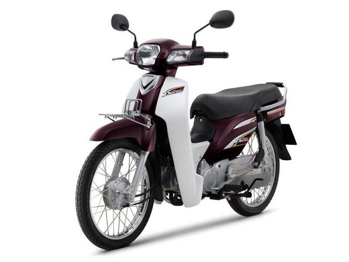 Giá xe Dream Việt 100cc 2017