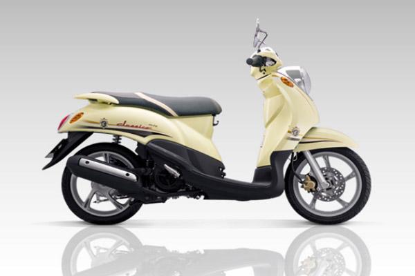 Khả năng tiết kiệm nhiên liệu của Mio Classico