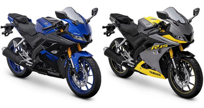 Yamaha R15 V3 (2019)