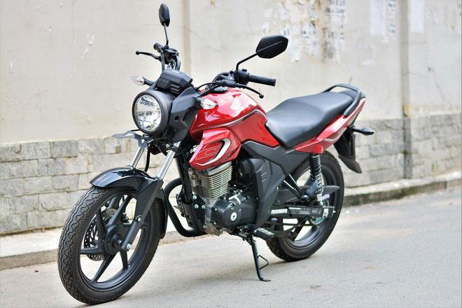 Honda CB150 Verza: giá niêm yết 47 triệu đồng