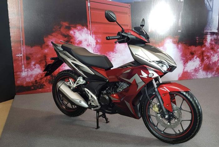 Honda Winner X - xe côn tay dưới 70 triệu phổ biến