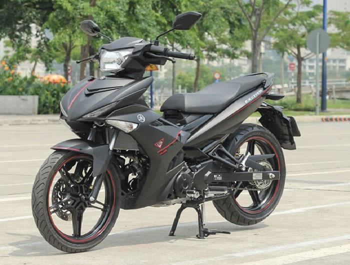 Yamaha Exciter - xe côn tay dưới 70 triệu được ưa chuộng