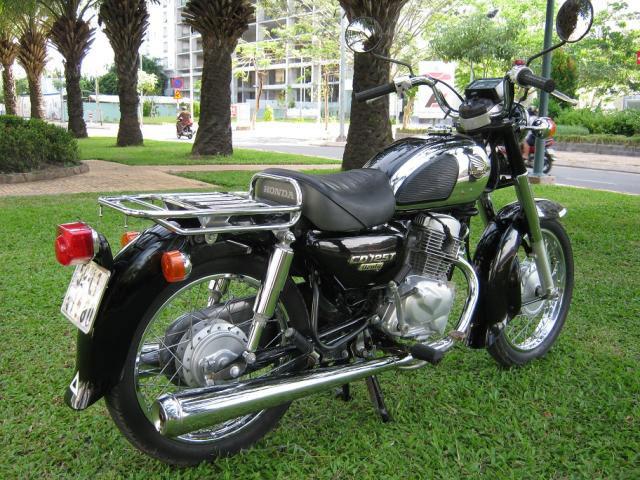 Bán xe CD 125 Benly nguyên bản trên thị trường