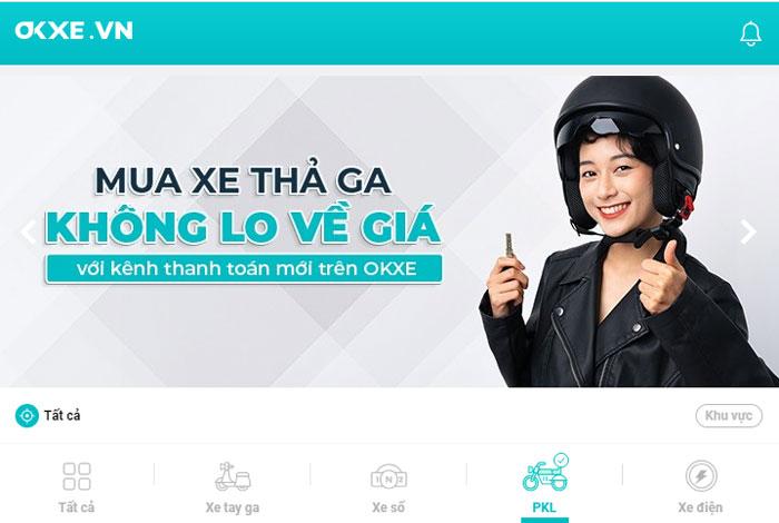 OKXE hỗ trợ người dùng mua xe với kênh thanh toán mới