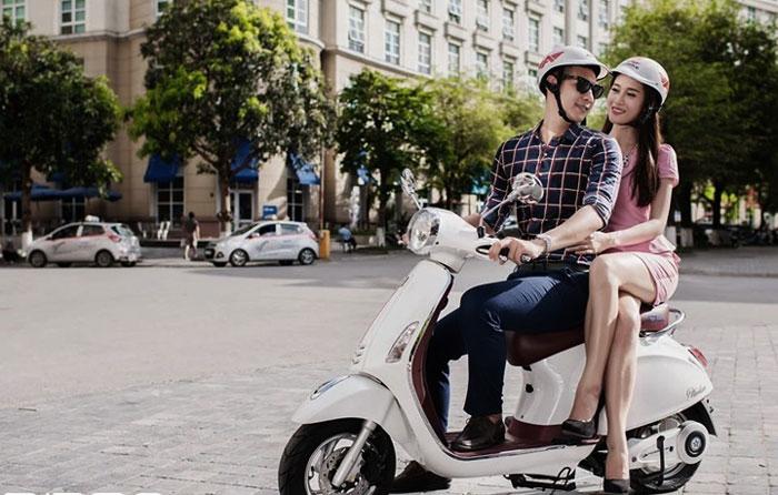 Các dòng xe máy điện Vespa đáng mua trên thị trường