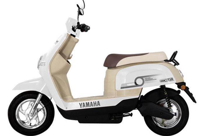 Xe máy điện Yamaha nằm trong Top xe máy điện có độ bền tốt nhất
