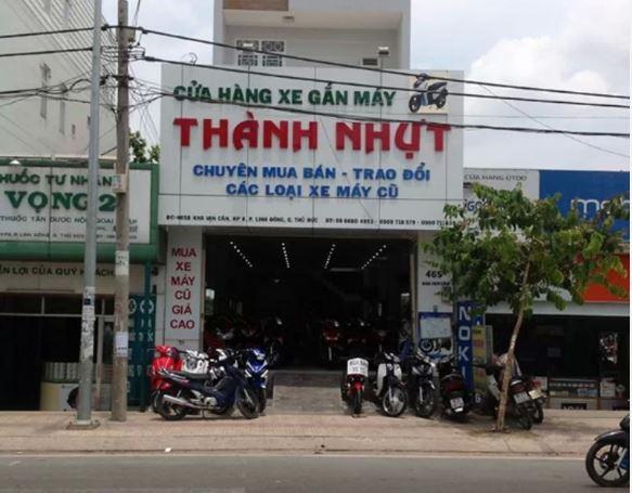 Một vài địa chỉ mua bán xe moto cũ ở Hồ Chí Minh