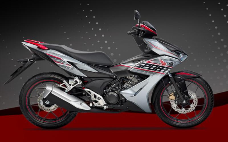 Sự lựa chọn xe moto cũ 150cc trang bị an toàn ABS