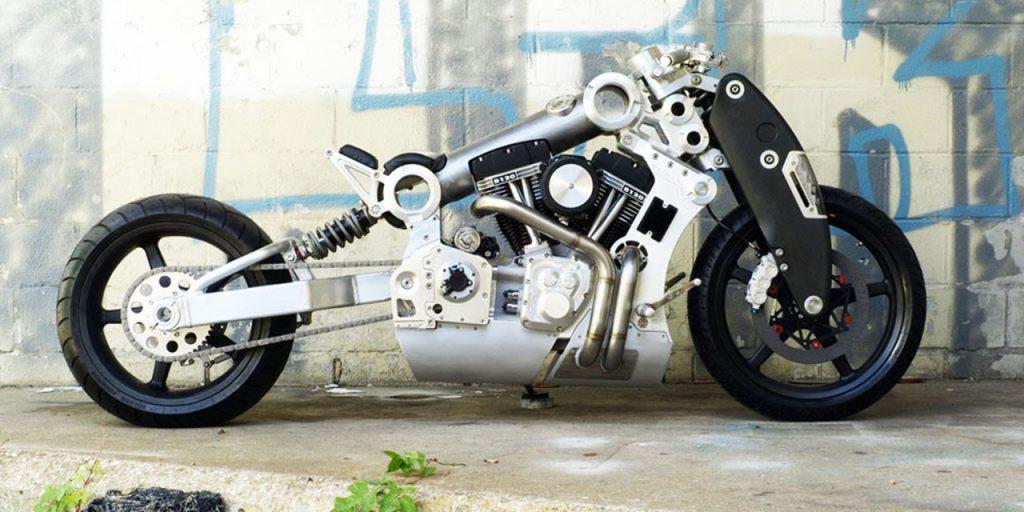 """Neiman Marcus Limited Edition Fighter là một trong những sản phẩm mô tô """"hút khách"""" nhất thế giới."""