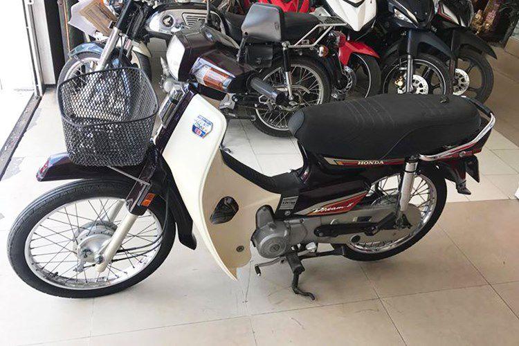 Tham khảo giá Honda Dream cũ