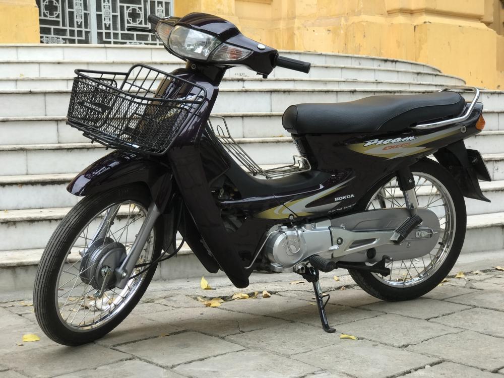 Một số dòng Honda Dream cũ phổ biến tại Việt Nam