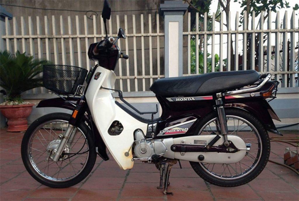 Honda Dream II đời đầu vẫn được săn lùng ở hiện tại